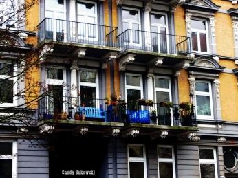 Eppendorf Balkone