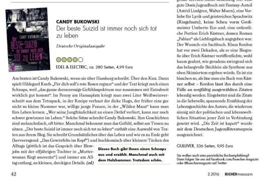BÜCHERmagazin 2-16